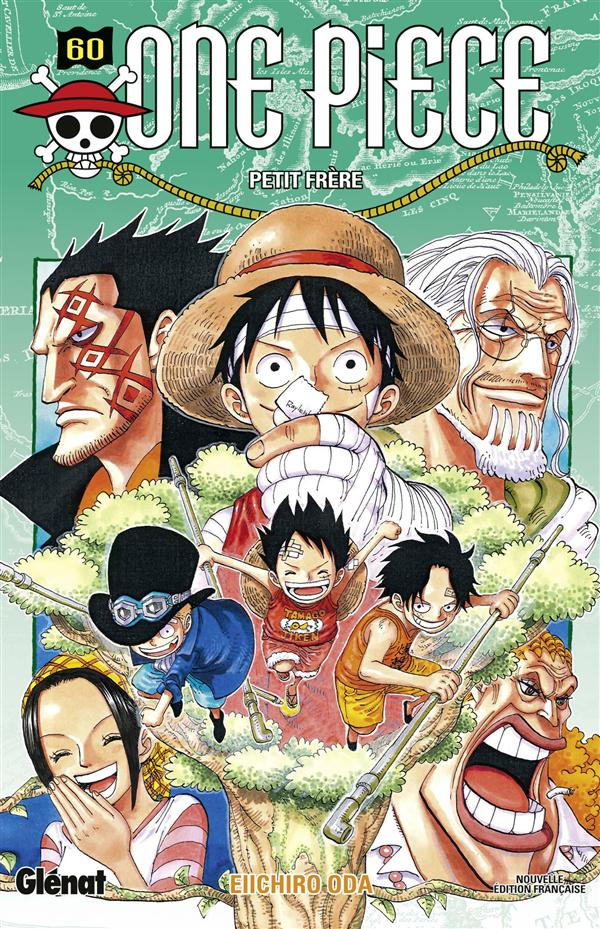 ONE PIECE - EDITION ORIGINALE - TOME 60 Oda Eiichiro Glénat